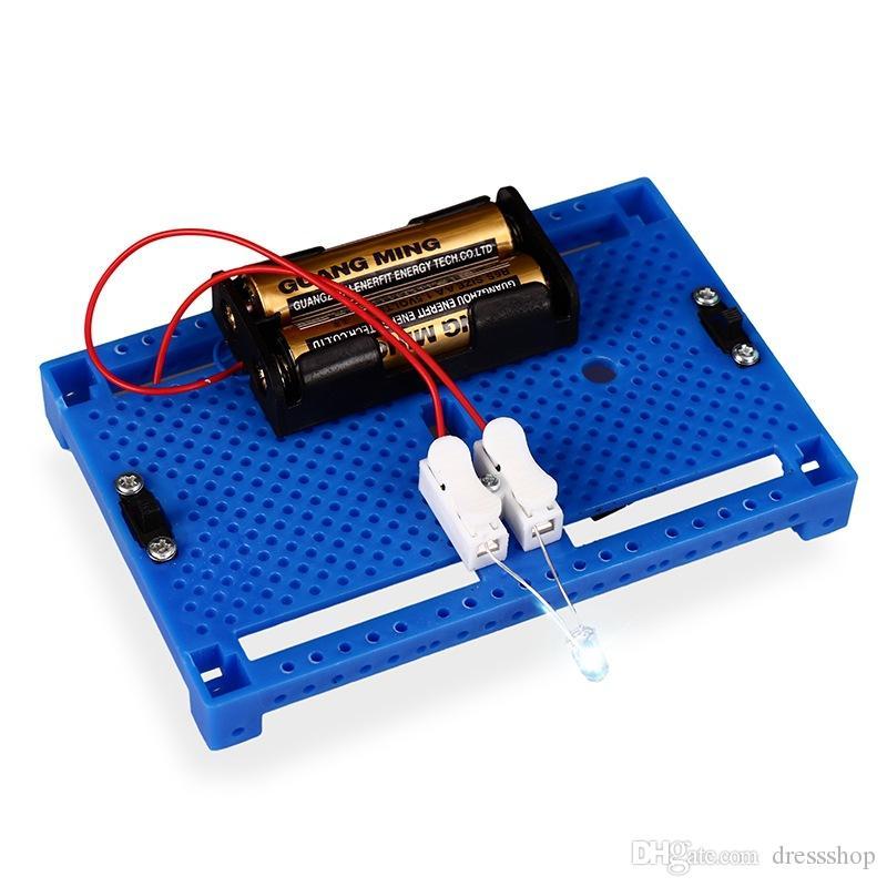 Наука Основной технология наука эксперимент DIY изобретение коридор двойной контроль лампа наука игрушка образование оптовый завод