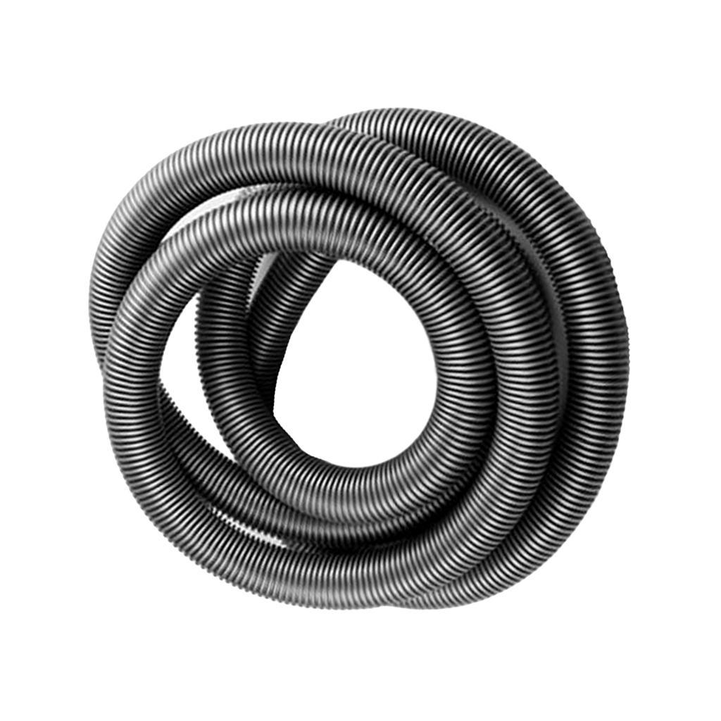 Evrensel Elektrikli Süpürge Esnek Hortum Spiral Oluklu Boru 28mm İç Dia
