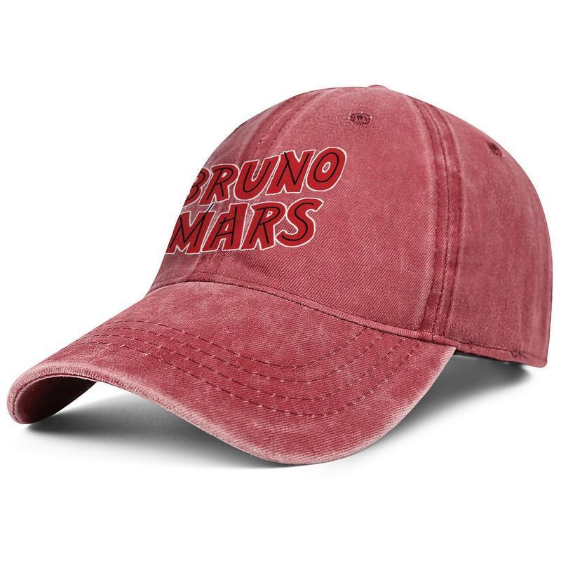 Bruno Mars logotipo unisex baseball chapéu ajustável Cowboy fresco do vintage bonito melhor cowboy personalizado Bruno Mars Logo Logos Grenade Marca