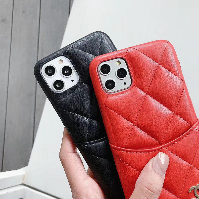 فاخر الموضة في باريس مشاهدة الهاتف لحالة فون 11 PRO MAX X XR إكسس ماكس 6 S 7 8plus حقيقي جلدي حماية بطاقة حامل حقيبة مصمم حالة الهاتف