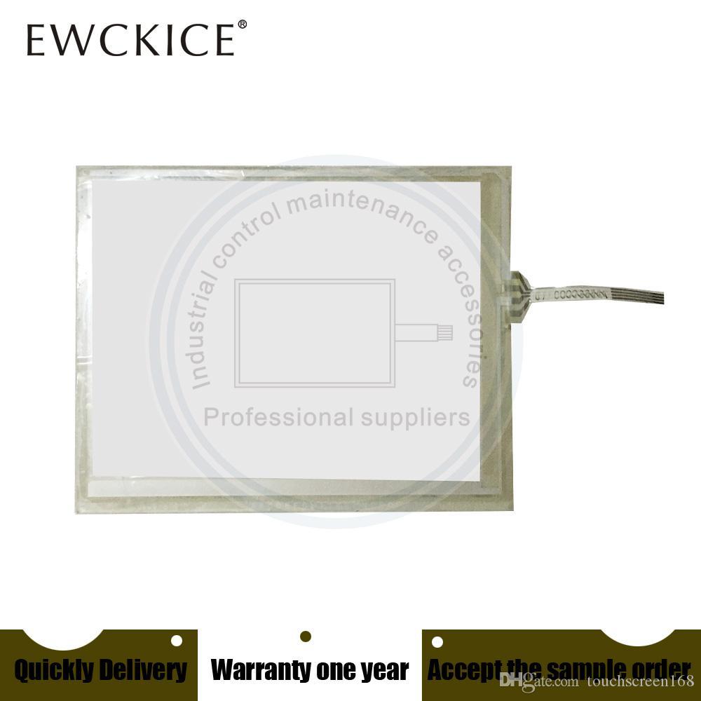 Original NEW EL 105c Monforts 3251-0003 PLC HMI Industrie-Touch-Screen-Panel-Membran-Touchscreen