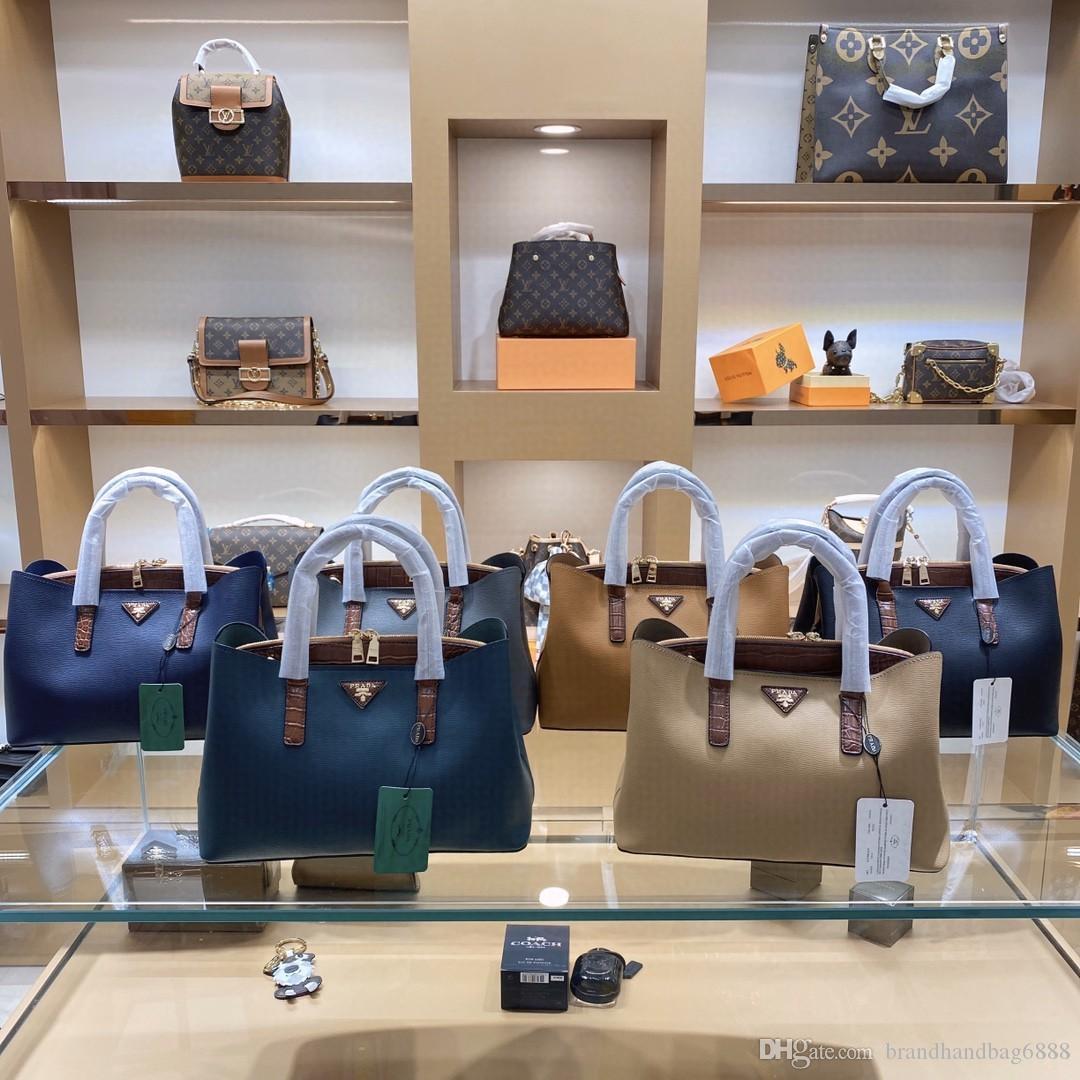 2020 Charol manera de las mujeres bolsos de lujo mujeres de los bolsos de las señoras diseñador bolsa feminina monederos y bolsos Sac principal