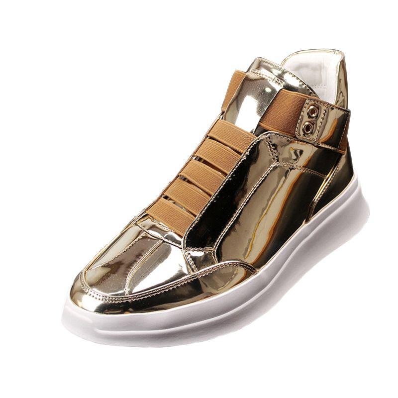 Morematch nuovi uomini scarpe casual traspirante Autunno / Estate Sneakers traspirante sneakers in pelle