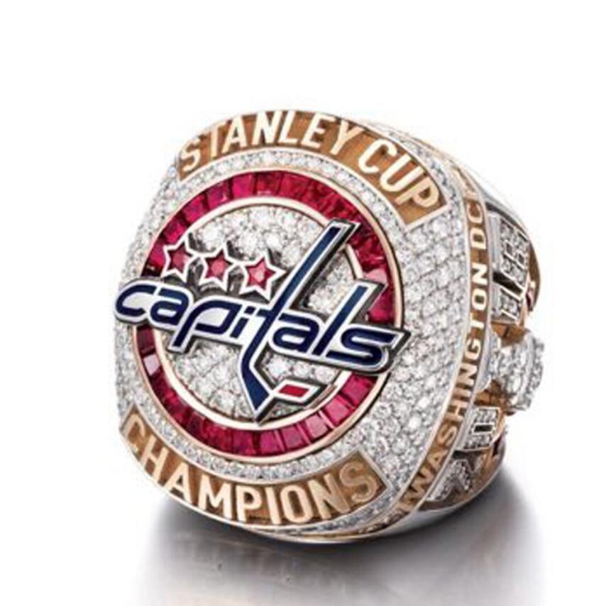 designer jewelry champion rings NHL hockey capital fans in Washington champion rings for women hot fashion