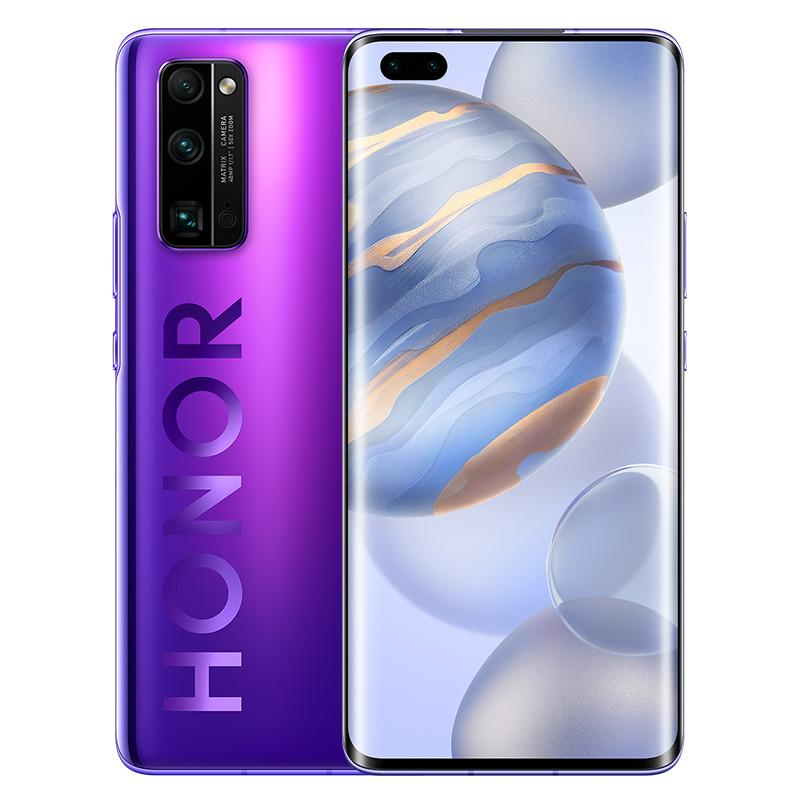 "Original Huawei Honor 30 Pro 5G Mobile Phone 8GB RAM 128GB 256GB ROM Kirin 990 Octa Core 6.57"" Full Screen 40.0MP Fingerprint ID Cell Phone"