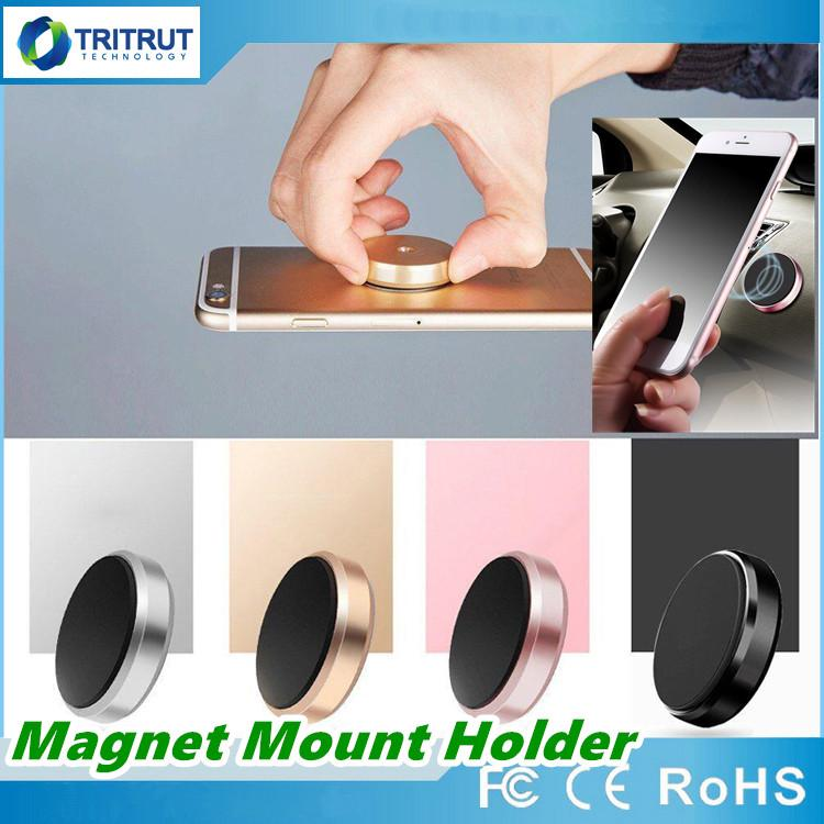 Universal Mini Magnetic Titular Celular Car Painel Bracket Cell Phone Stand Holder para IPhone Samsung SMagnet Monte Holde MQ300