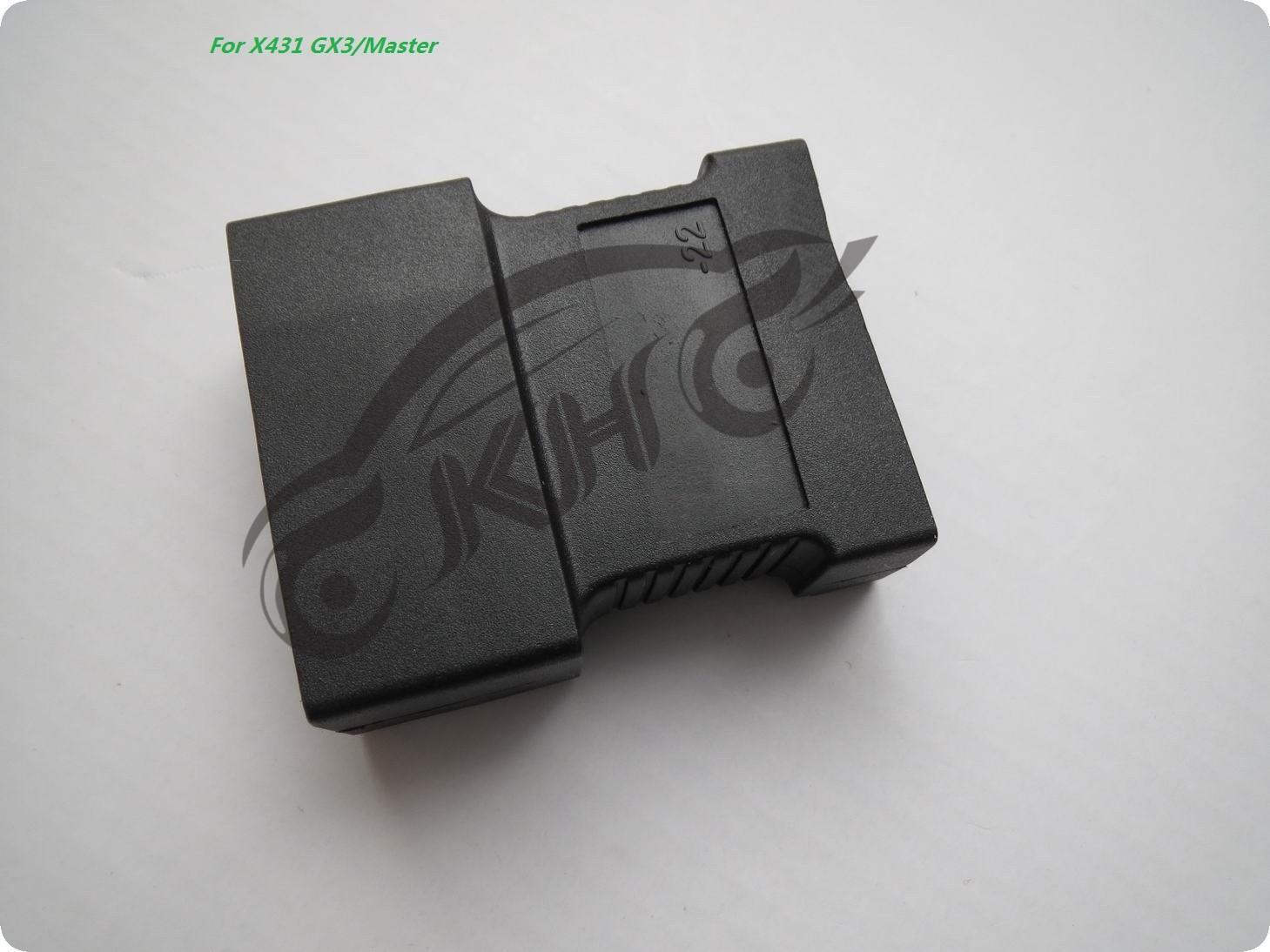 100٪ الأصلي للحصول على إطلاق X431 لجيلي -22 محول للحصول على جيلي -22 موصل GX3 ماستر ..Generation محول OBD