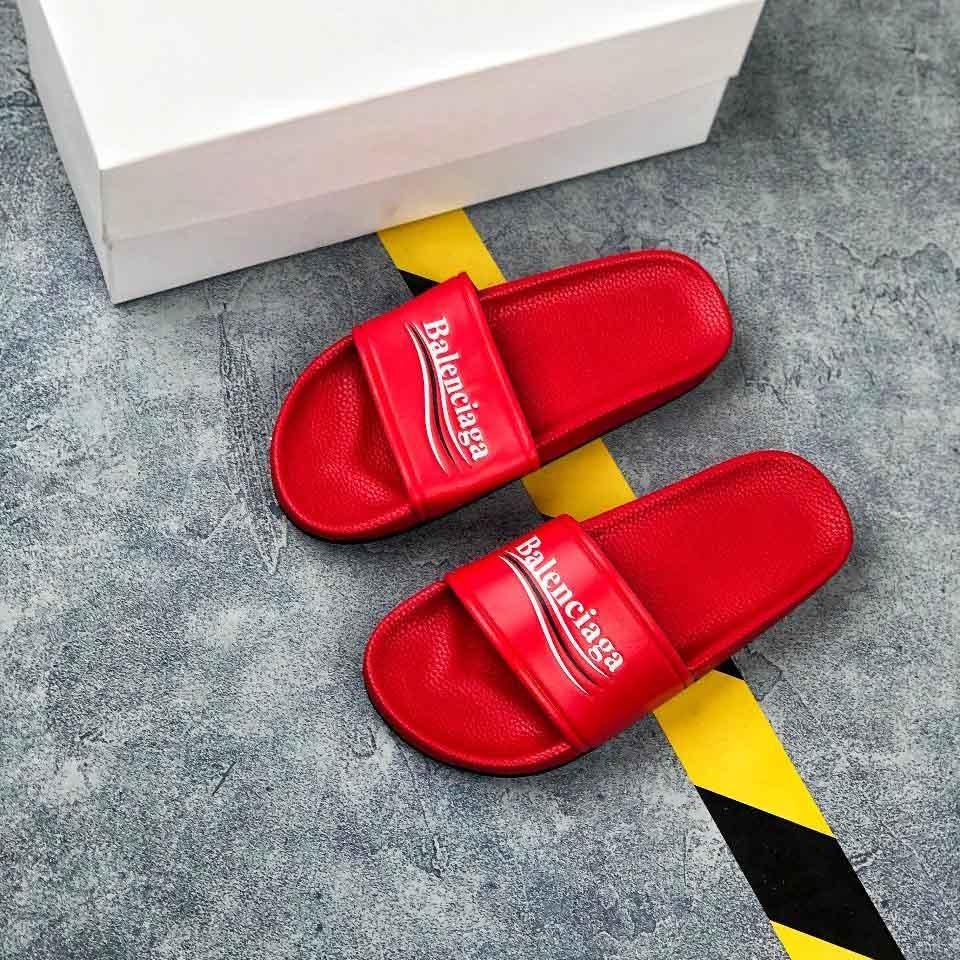 Männer Frauen Sandalen Designer-Schuhe Luxus Slide Summer Fashion breite flache Slipper Sandalen Slipper Flip Flop Größe 36-45 mit Box