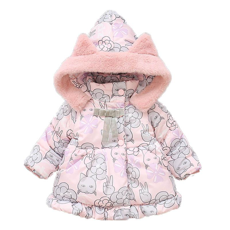 Children Jacket for Girls boys New Winter Wool Warm Overcoat Fashion Girls Clothes Kids Outerwear Autumn Girls Coat