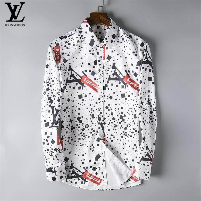 NIGRITY 20 Bahar Erkek Moda Klasik Rahat Rahat Uzun Kollu İş Gömlek Man Örgün Gömlek Plus Size S-Boyut M-3XL10