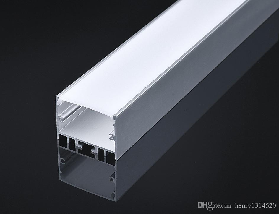 Free Shipping Outdoor waterproof inground led aluminium profile, led aluminum channel for floor lighting