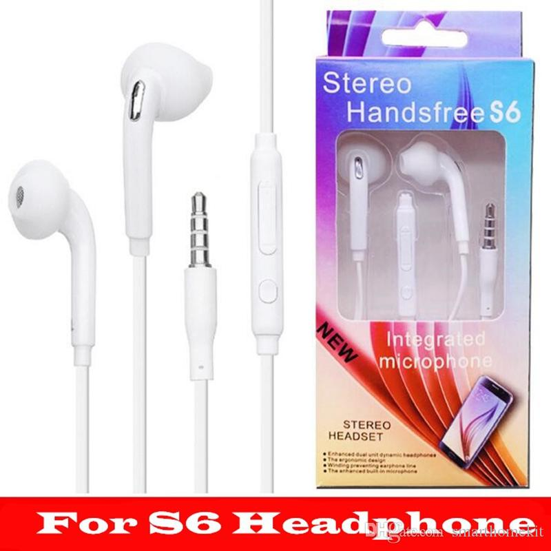 S6 Headphones With Microphone Certified Powerboost In Ear 3 5mm Noise Cancelling Sport Stereo Earphones Headset For Samsung Galaxy S6 S7 Bluetooth Headsets Bluetooth Earphones From Smarthomekit 2 Dhgate Com
