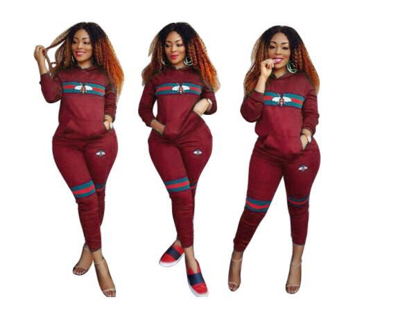 2019 New Classic Burrb Womens Tracksuit Fashion Crop Top And Long Pants Set  Female Cotton Casual Pants Suits Set Summer Outfits From Exchange815,