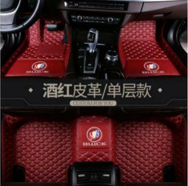 Per tappetino Buick lettura lang 2018-2019 Auto pavimento impermeabile Pad stuoia Tappeti atossico e inodore