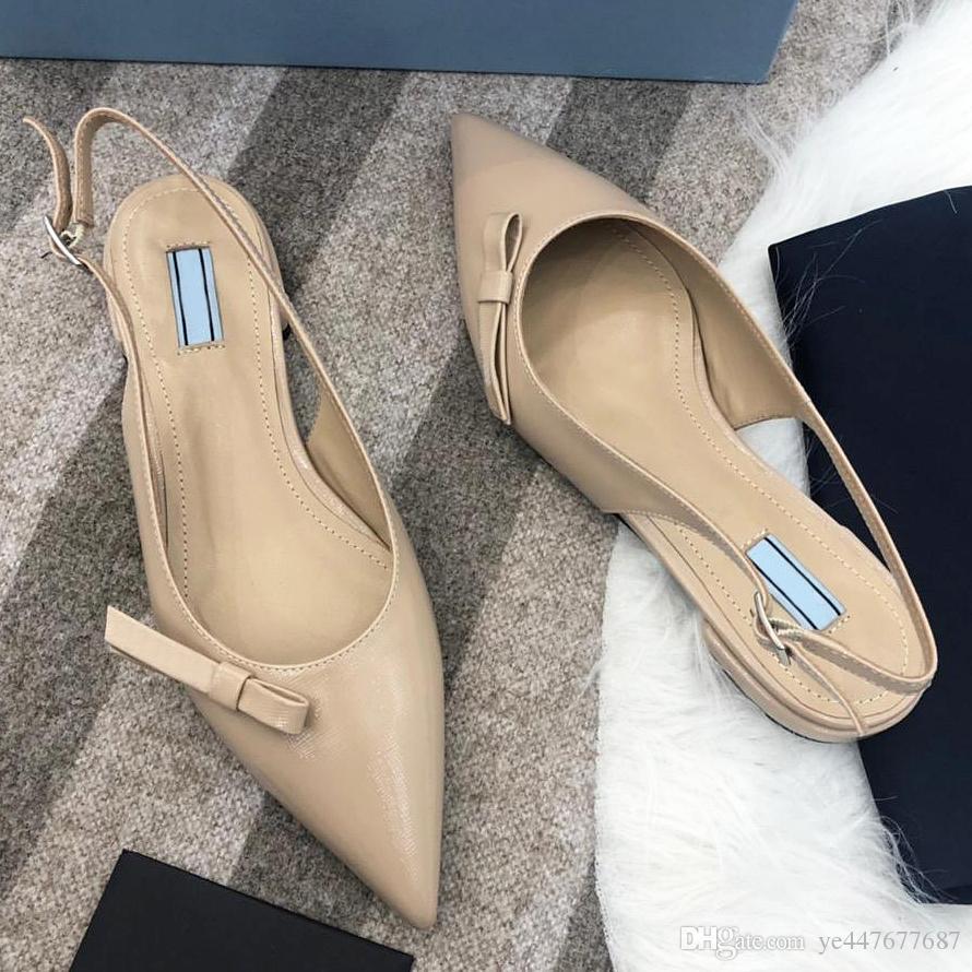 Diseño de alta calidad 2019 zapatos de mujer verano nuevo baotou medias zapatillas moda mujer de fondo plano sin zapatos sandalias perezosas con