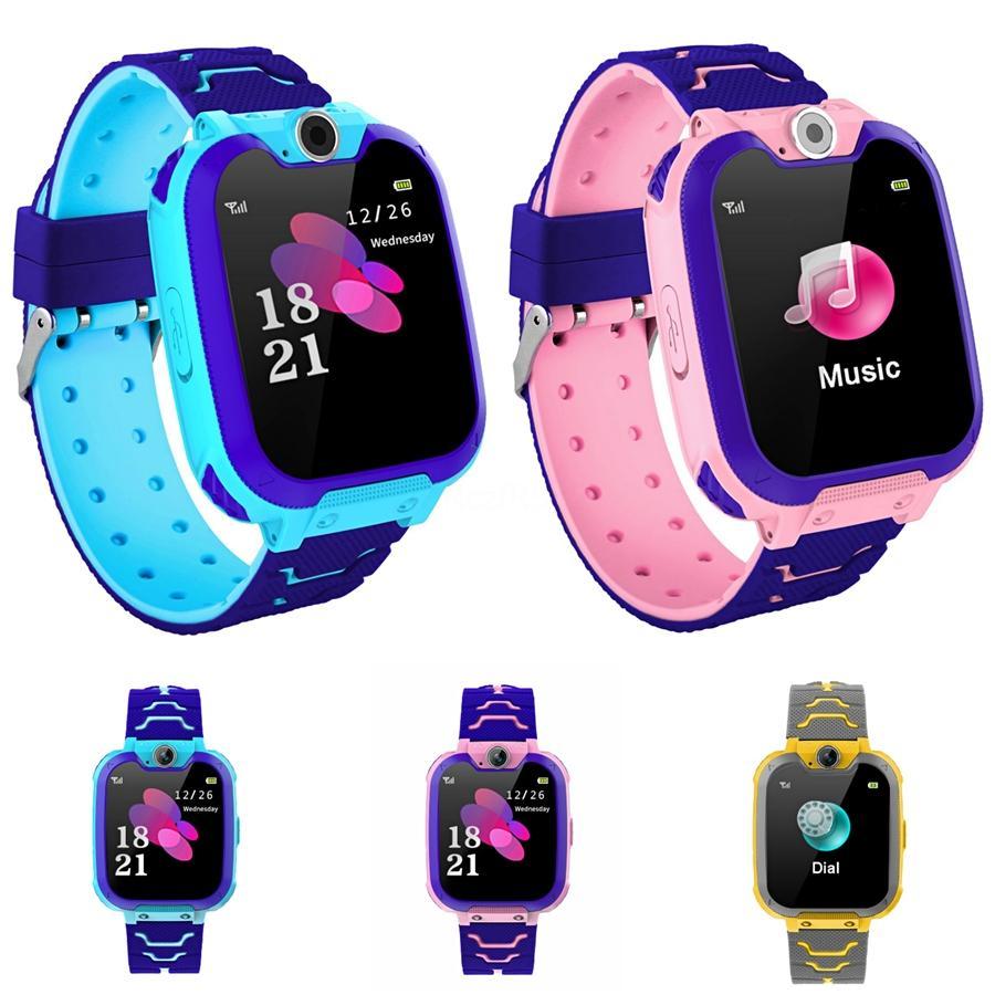 Детские часы Многофункциональные цифровые светодиодные Спортивные Waistwatch с сигнальным Календарь Дети Часы Студенты День подарков Часы # 983