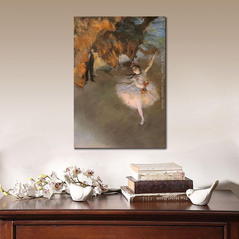 I Pittura A Olio Digitale Fai-da-Te,Pittura Fai-da-Te con Numeri,Ballerina,Senza Cornice,Pittura Acrilica su Tela,Pittura A Olio Dipinta A Mano,per La Decorazione Domestica Arti 16X20Inch 40X50Cm