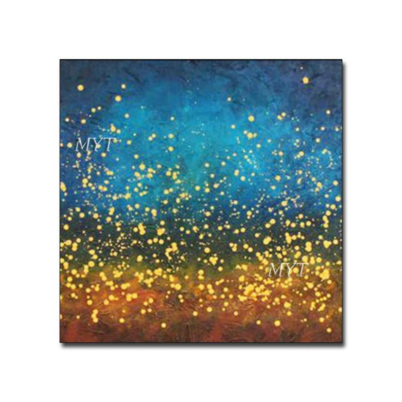Abstract Textured Paintings Art Hand-painted Canvas Wall Art Unframed Modern Oil Painting Home Decor Artwork Wall Showpiece