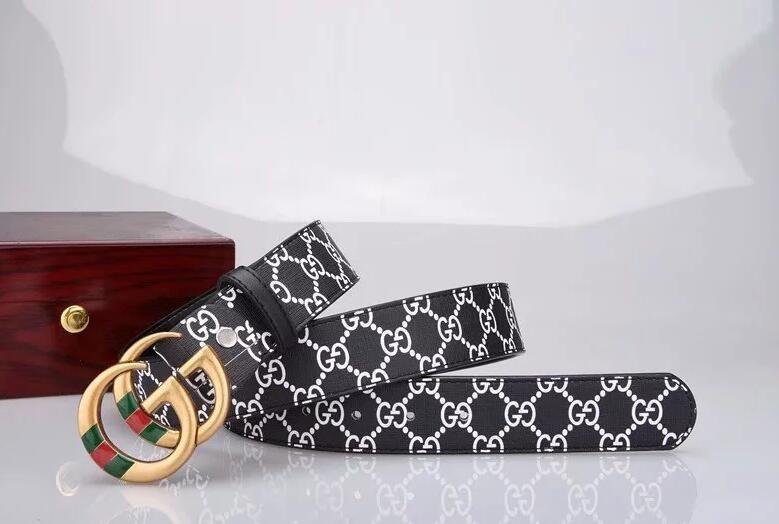 Mode Gürtel Vintage-Designer-echtes Leder Hüftgurte Beliebte Männer Frauen Causal Gürtel 105-125cm Qualitäts-Luxus-Buckle Gürtel 830
