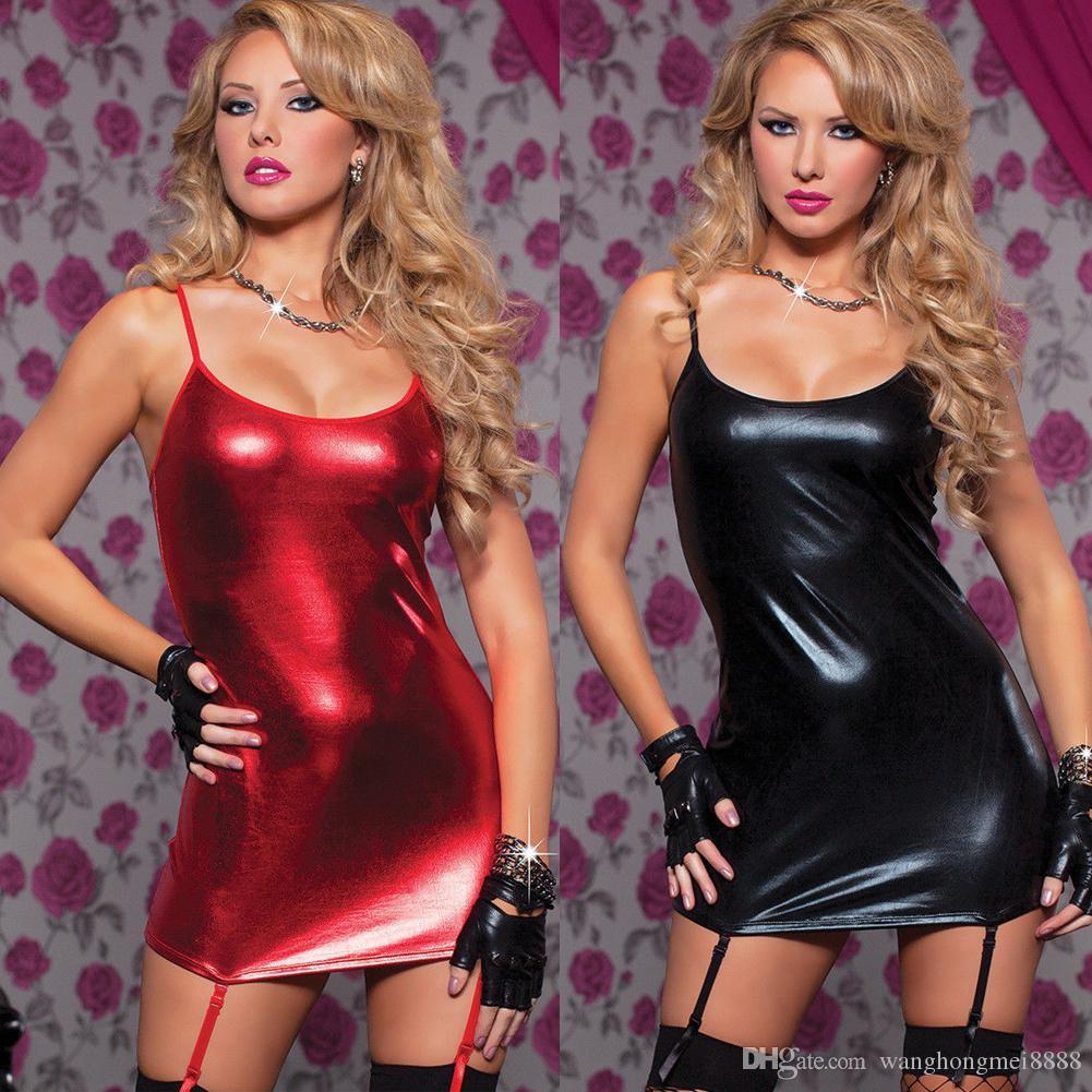 Hot New Best Seller Moda Sexy pigiama Sleepwear Women Dress Underwear Babydoll Nightwear Abiti solidi