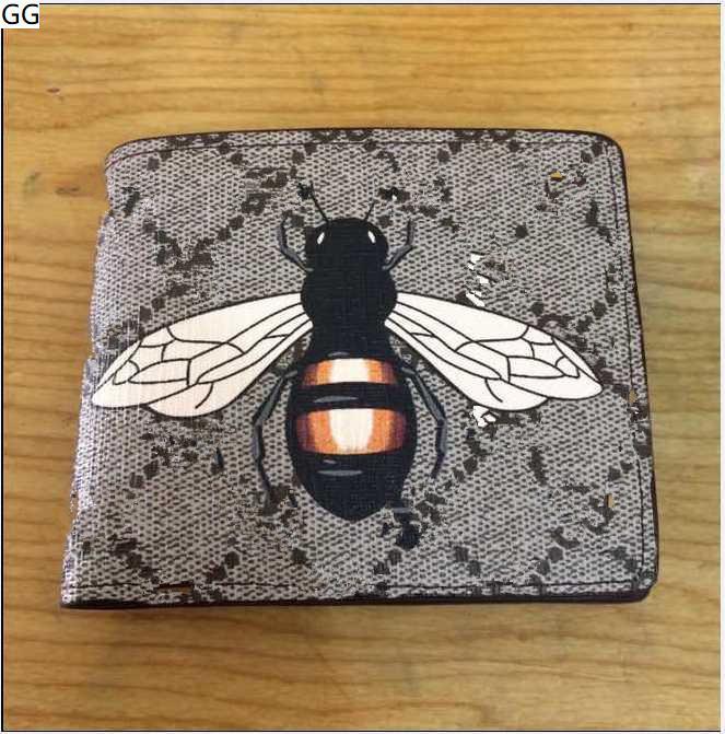 SS2 envío 2020 cartera de cuero genuino bolsillo para los hombres casual Tarjeta de corto masculino monedero de la manera libre de las carpetas para los hombres sin caja AM5D