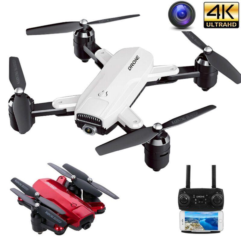 RC дронов ZD6 2.4 G с разрешением 1080p HD камера, GPS и беспроводной доступ в интернет с FPV мультикоптер складной + сумка