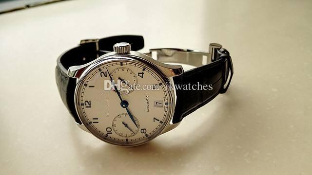 Hot Sale Montre Homme Homme automatique Montres montre Homme bracelet en cuir montre mécanique 055