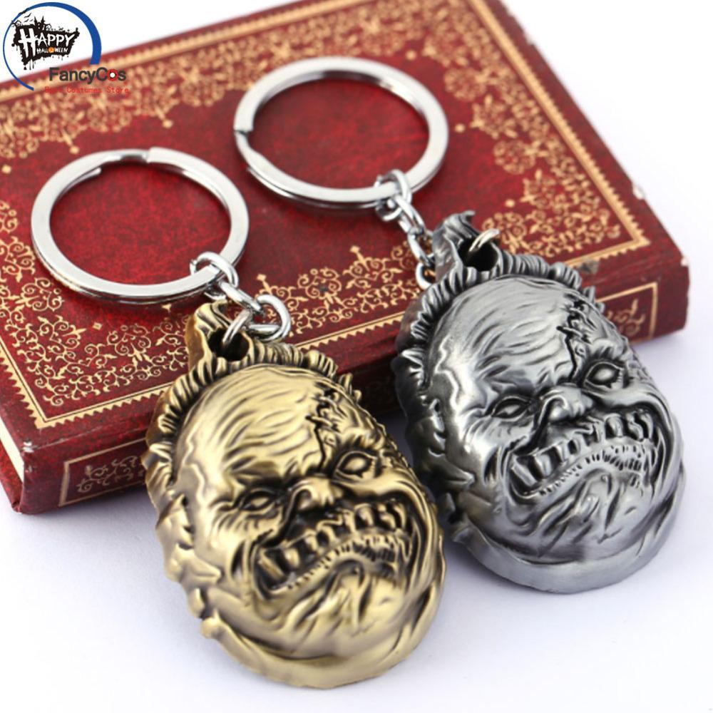 Game Defense Of The Ancients Pudge Fatso Metal Key Chains Movie