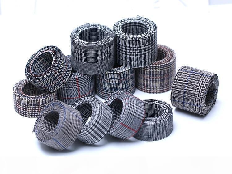 tecido laço partido Bow Tie For Men Ties Crianças Acessório dos homens novos para laços 300 Metros (2,5 cm, 5cm) Presente de Natal