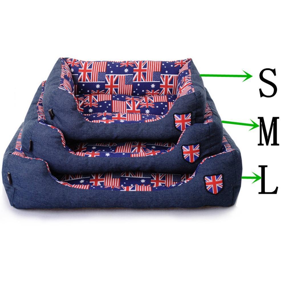 2020 New Leopard imprimir Dog Bed Para Quente Cães Gato do inverno Dormir Lounger Mat filhote de cachorro Kennel longo Plush Pet Bed Presentes Mat Natal
