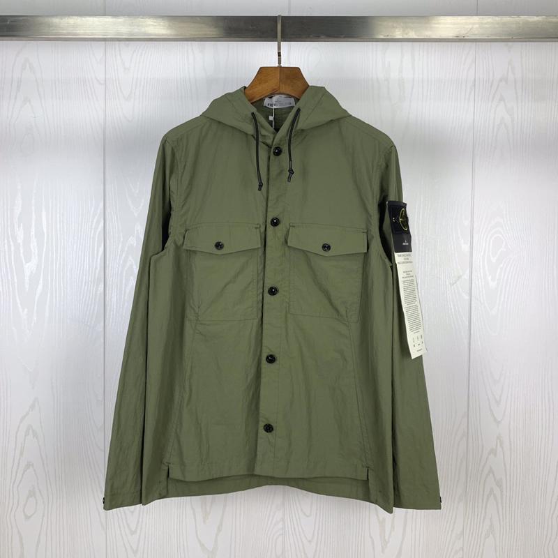 2020 Designer Herren Jacke Luxus Hoodie-Mode-Männer Marken-Mantel-Jacken der neuen Männer Windjacke Frühling Coat Außenstreet WA 20031304L