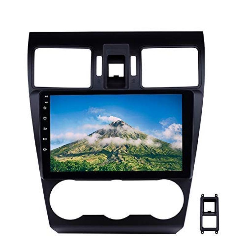 9 polegadas Android 9.0 Car GPS Navi estéreo para 2013 2014 Subaru Forester XR Impreza com Wi-Fi USB AUX câmera apoio retrovisor OBD II