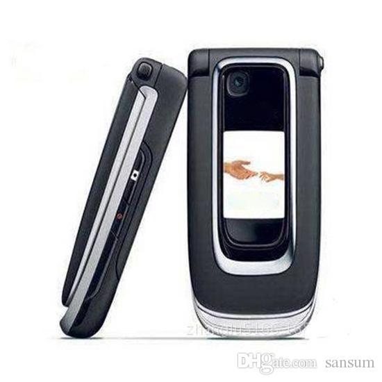 Daha iyi 1.3MP Flip telefon Kamera FM sim kart 4 standı ile 2.2 inç 6131 cep telefonu ile bluetooth kamera FM radyo
