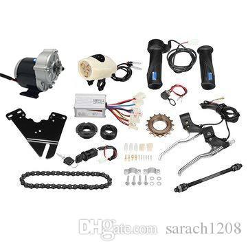 MY1016Z3 350w 36v комплект электрический велосипед электрический велосипед конверсионный комплект электрический двигатель для Матовый DC Motor Kit