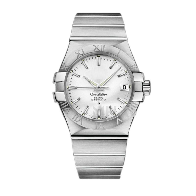 كوكبة 123.10.35.20.02.001 الأعلى العلامة التجارية الفاخرة الرقمية عارضة وتش رجال الأعمال جنيف ساعة اليد التلقائية الميكانيكية المعصم أزياء