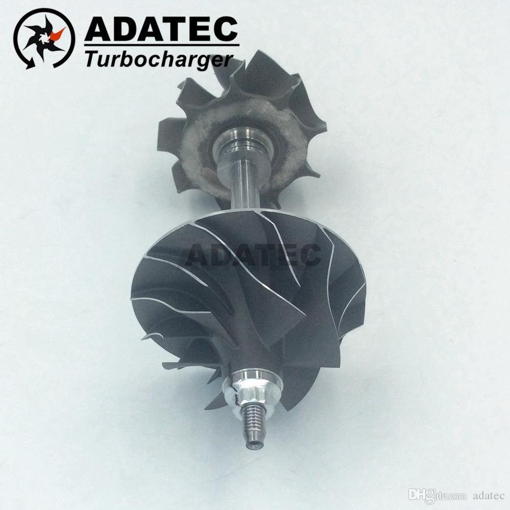 Qualité véritable Turbocompresseur rotor GT2256V 709838 A6120960399 05104006AA Turbo arbre de roue pour Dodge Sprinter 115 Kw 156 HP OM 612 DE LA 27