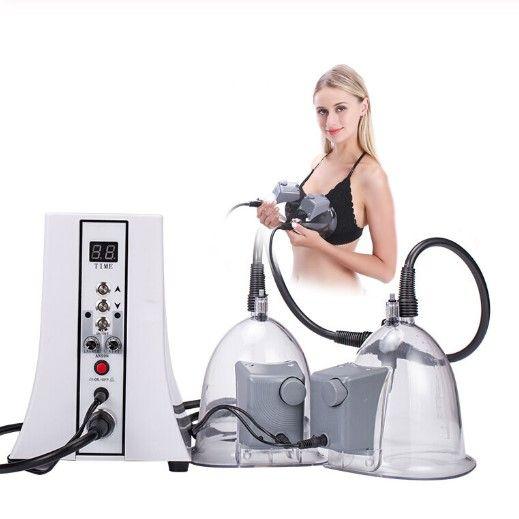 Dijital Vücut Şekli Göğüs Güzellik Vakum Büstü Büyütme Makinesi Pompası Emme Kaldırma Cihazı Büyük Göt Kalçaları Kalça Kalça Popo Kaldırma Masaj