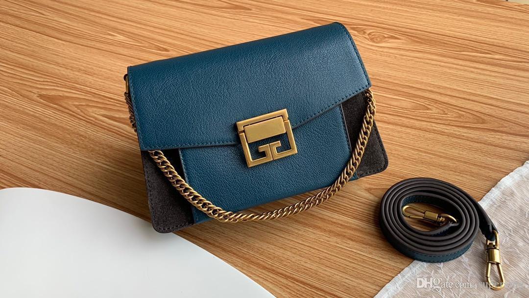 estilo clásico de la manera, bolso del diseñador, bolso de hombro, una variedad de colores para elegir, gastos de envío gratis, el tamaño de 22x14x8 cm