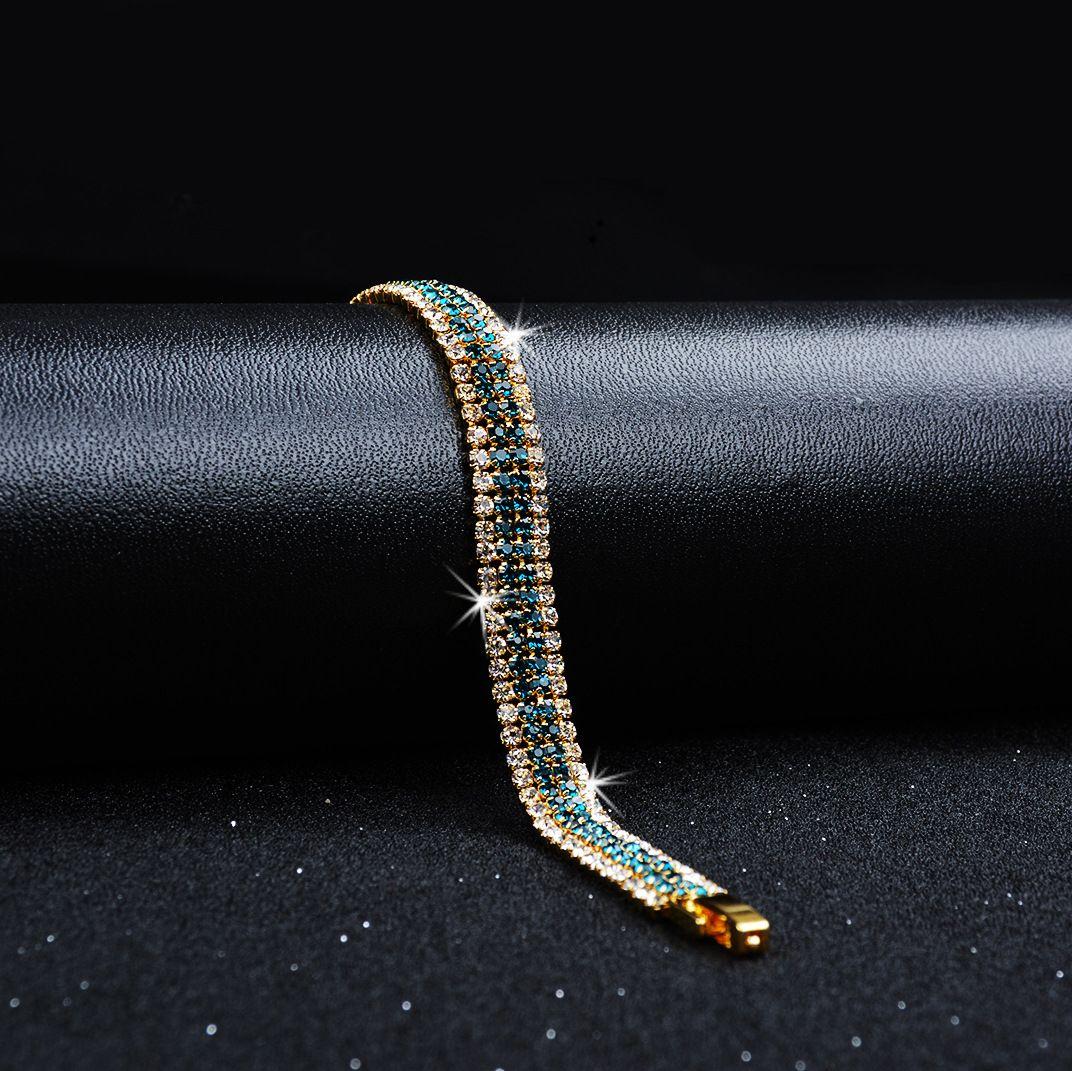 새로운 패션 로마 스타일의 여자 팔찌 팔찌 크리스탈 팔찌 선물 쥬얼리 액세서리 환상적인 팔찌 악세사리 펜던트