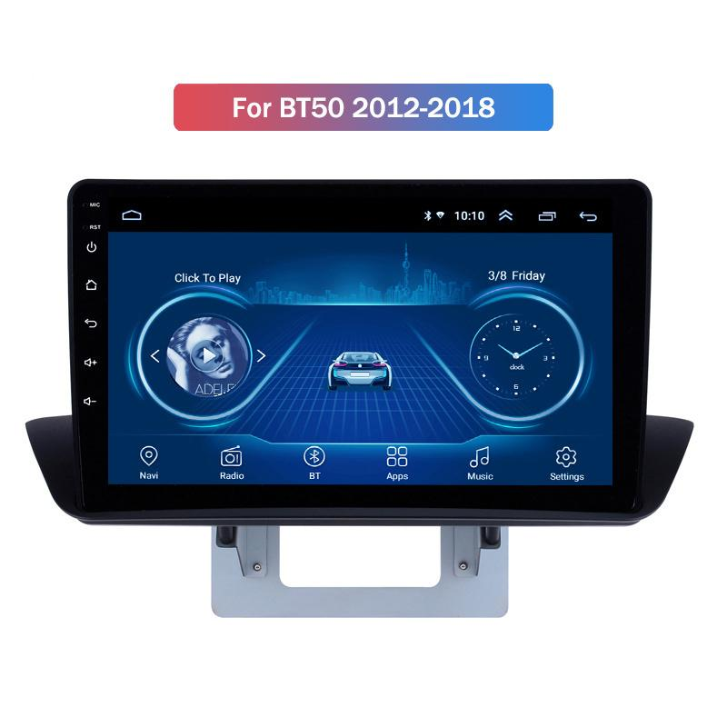 Android 10 car dvd For Mazda BT50 2012-2018 radio multimedia player stereo gps navigation