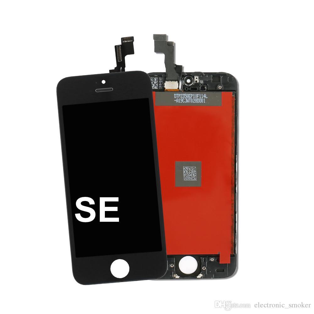 Für iPhone SE LCD Ersatz besten Qualität Touch-Screen-Display-Screen Digitizer Assembly Fabrik-Preis-LCD für iPhone SE
