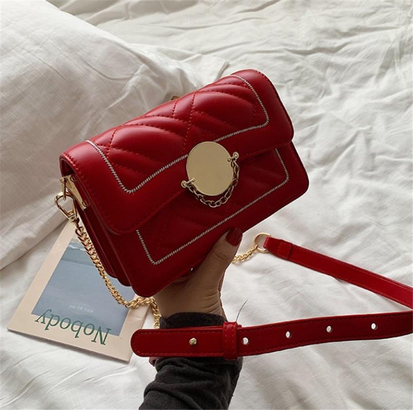 Hot Mulheres Designer Shoulder Bag Corpo Cruz Moda Mini Bolsa Boa Qualidade PH-CFY20051429