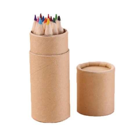 12 Farbkleiner Bleistift-Anstrich-Stift-Farbbleistift-Büro-Schreibwaren-Schreibanstrich für Studenten neues A30