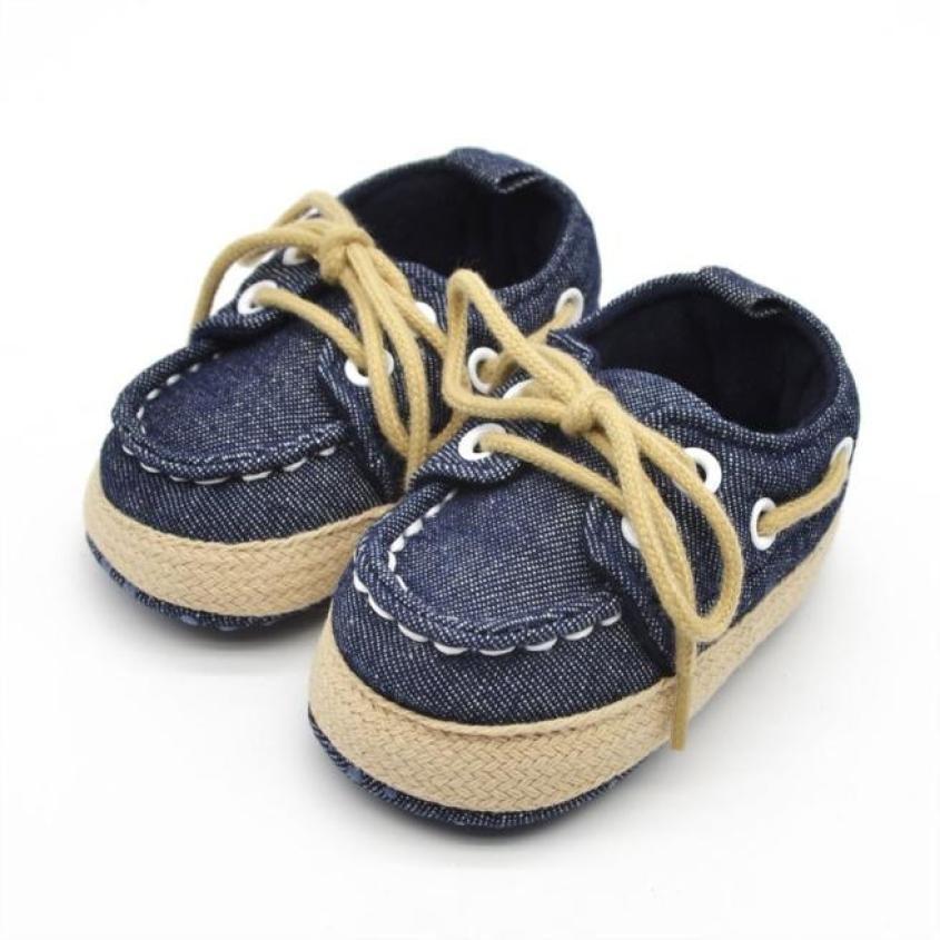 الرضع الوليد بيبي بوي فتاة كيد لينة وحيد حذاء رياضة الوليد 0-12 أشهر للطفل الصبي سميكة أسفل حذاء طفل