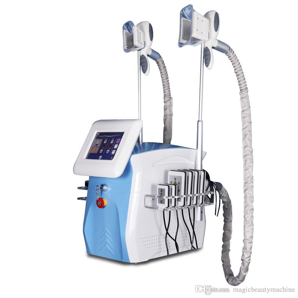 Newest Cryolipolysis Slimming Machine Cooling Fat Burn Vacuum Slimming Weight Loss Slimming Body Shaping and Lifting