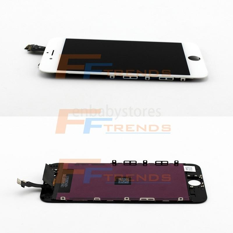 """Selling For Iphone Hot 6 4.7"""" Inch Lcd Display & Touch Screen Digitizer Full Assembly Black White Replacement Repair Parts Facotry Price"""