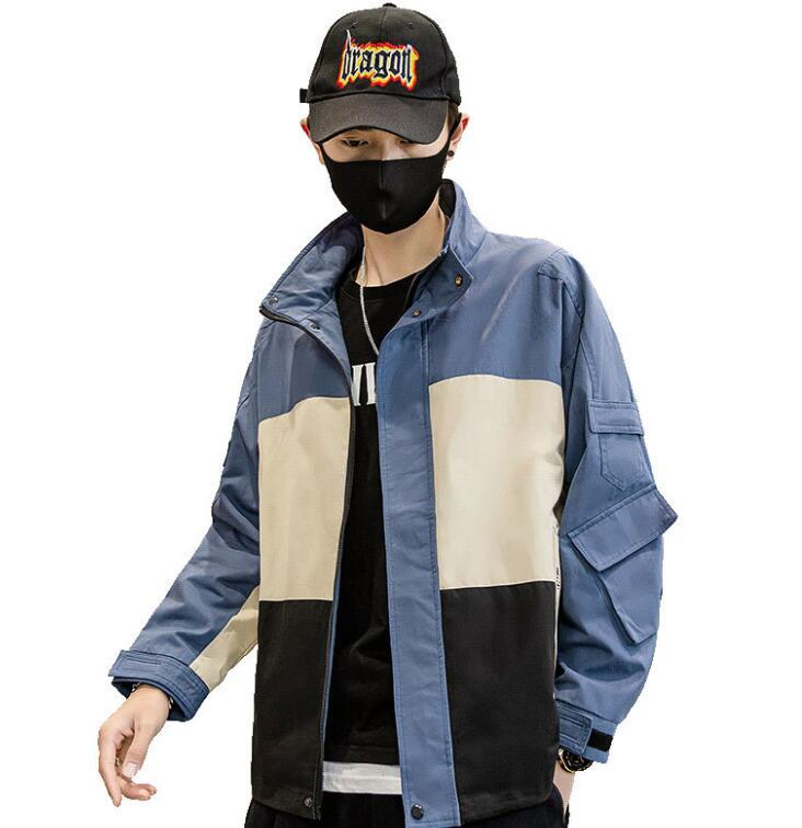4 Estilos Mens Designer Jackets Hot Jacket Venda Marca Para Homens Streetwear Com Letras Luxo Mens Jackets Casual Tops Roupa M-3XL