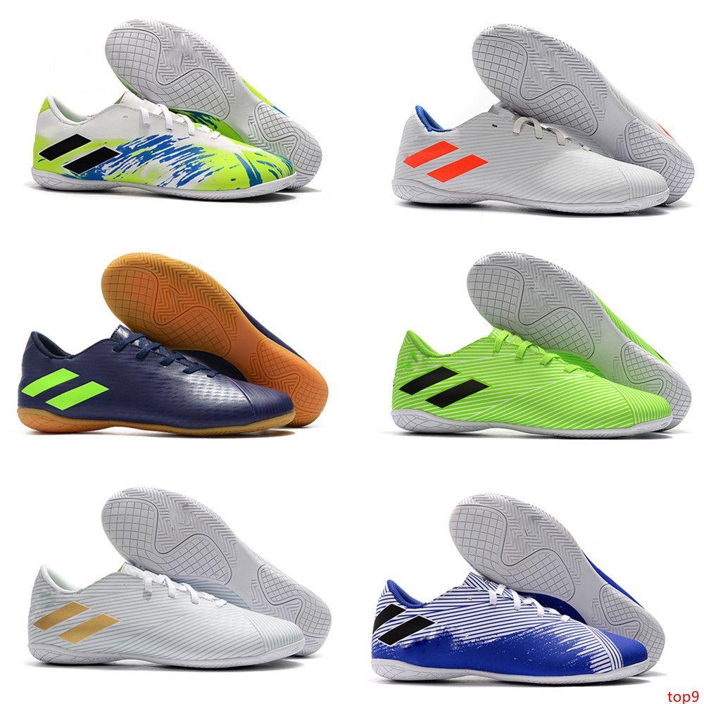 hot Nemeziz Messi Tango 19,4 IN Turf Indoor Outdoor Klampen 19 Herren-Fußball-Schuhe Fußballschuhe Größe 6.5-11