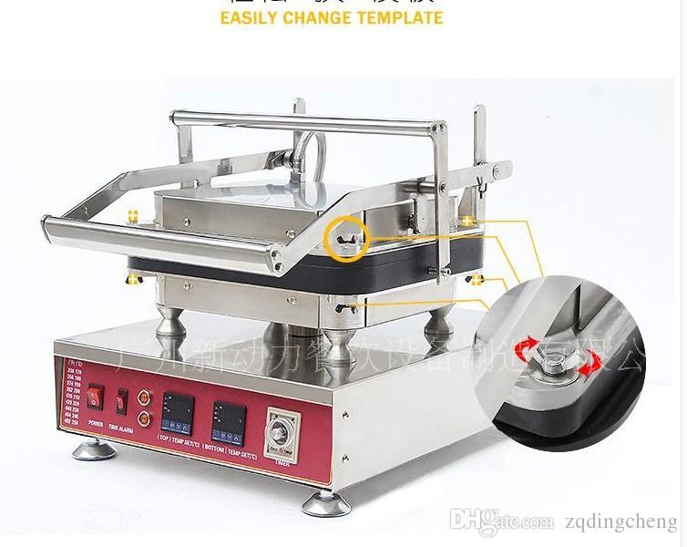 freie Verschiffen 30pcs Eitörtchen Schale Maschine Nette Heart-shaped Torte Pressmaschine mit CE
