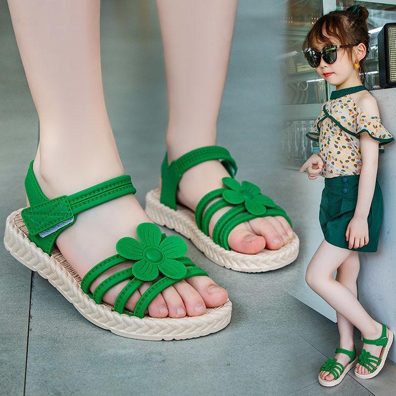 Girls Sandals 2020 Summer New Beach